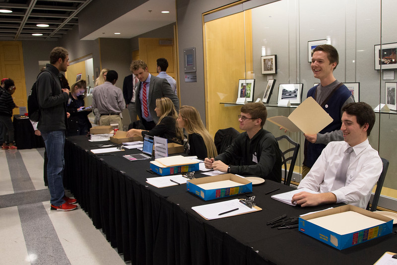 Arts and Sciences Student Council Graduate and Professional School Fair