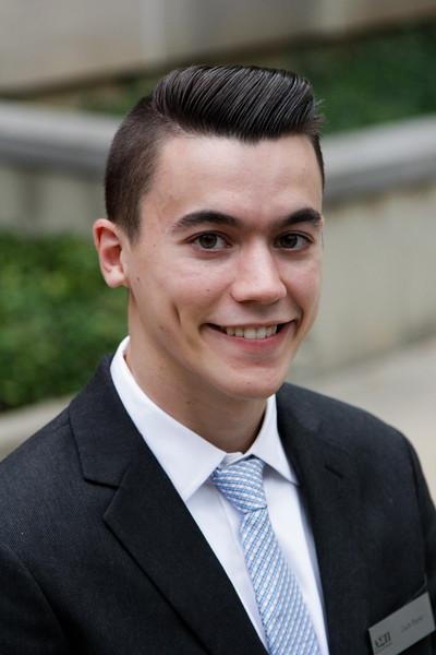 2015 Delta Sigma Pi Meet The Chapter Profile Photos