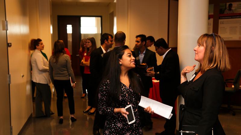FISA Alumni Reception