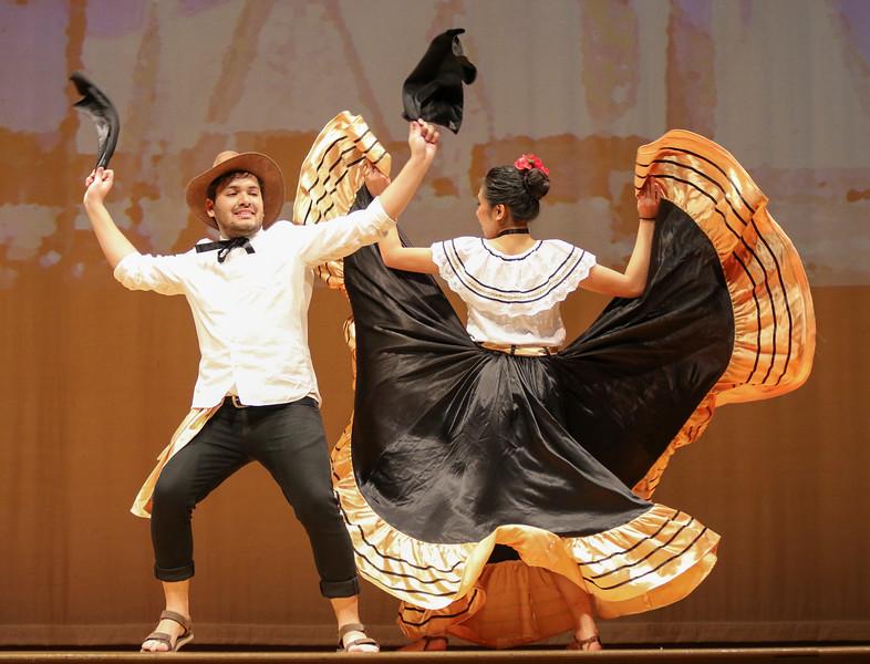 Folclor Hispano