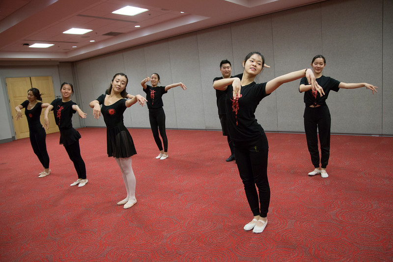 Dance of the Soul from China Grand Costume Rehearsal