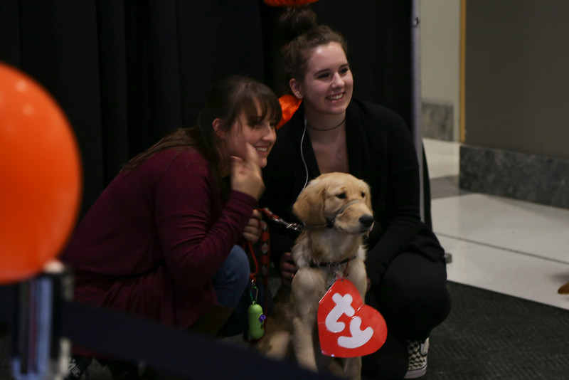 Pets for Vets, Howl-o-ween, 4 Paws for ability,