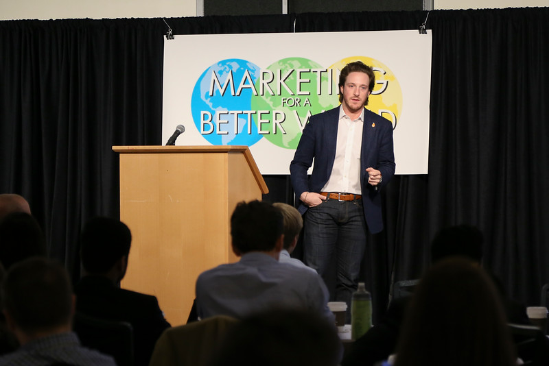 "Second Annual ""Marketing for a Better World"""