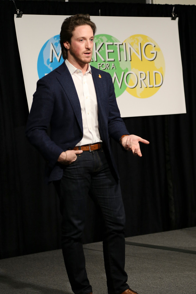 """Second Annual """"Marketing for a Better World"""""""