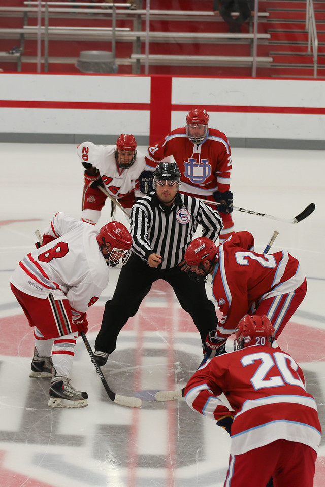 Men's Club Ice Hockey vs. Dayton