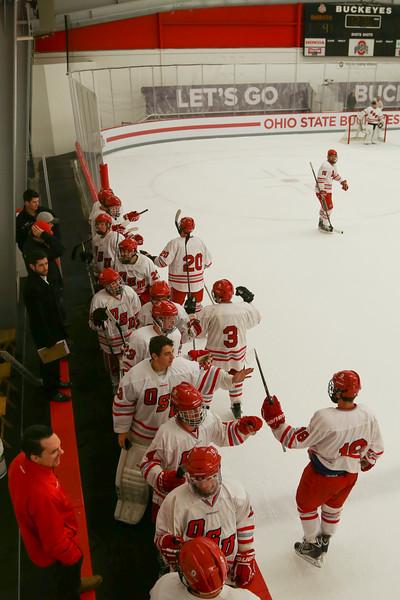 Men's Club Ice Hockey vs Wright State