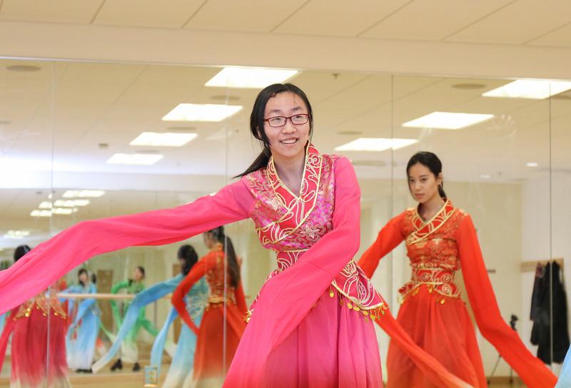 2016 Multi-Cultural Dance Trip Final Rehearsal
