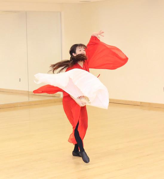 Multi-Cultural Dance Trip-Final Rehearsal