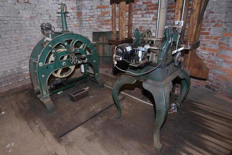 Historic Orton Hall Equipment