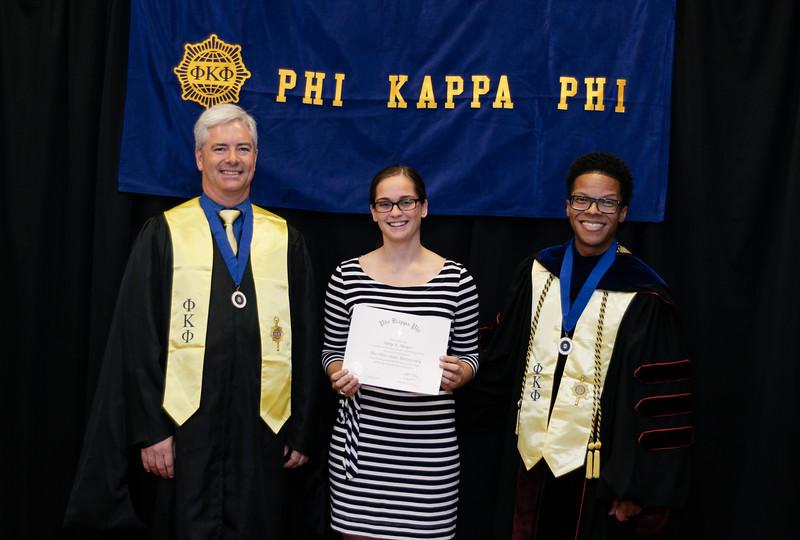 2015 Phi Kappa Phi Initiation Ceremony