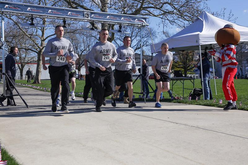 2016 Run Down The Demons 5K Obstacle Run/Walk