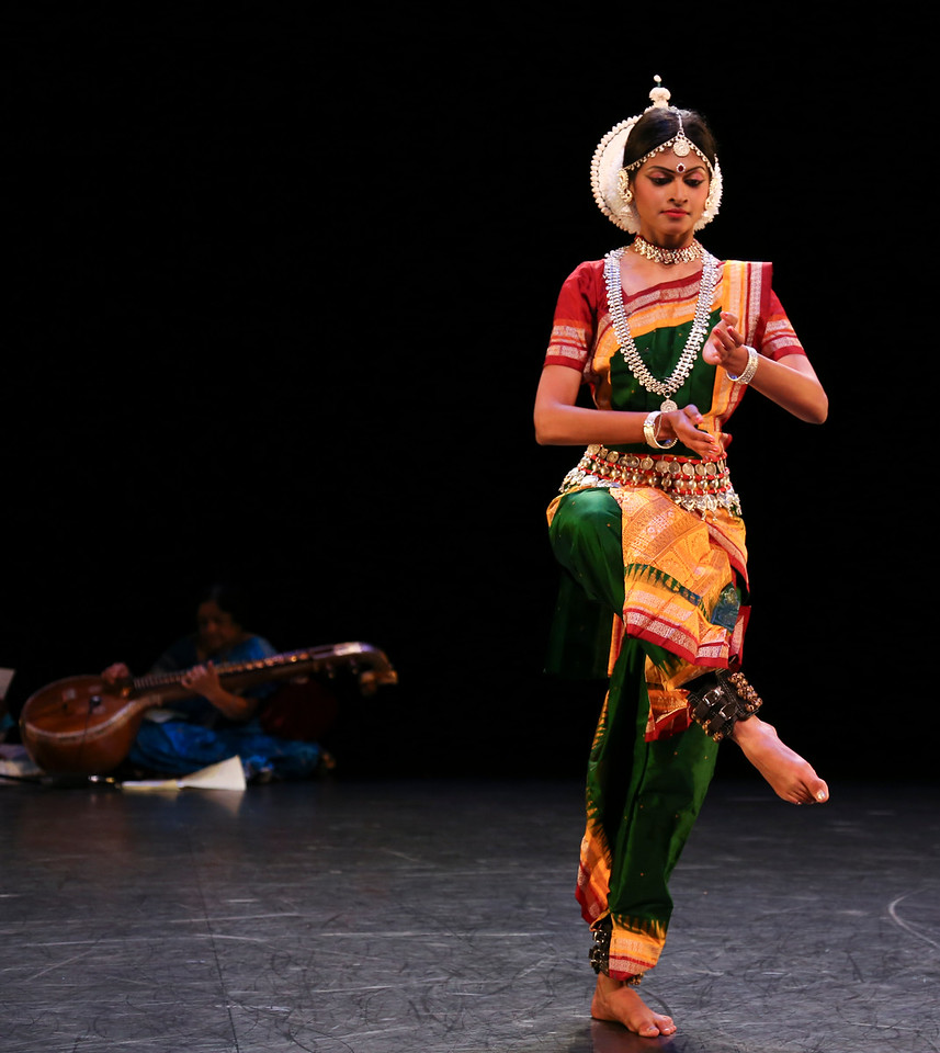 Southeast Asian Dance Retreat Performance and Reception