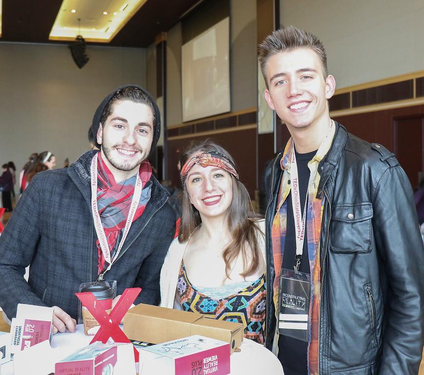 TEDxOhioStateUniversity: Reconstructing Reality