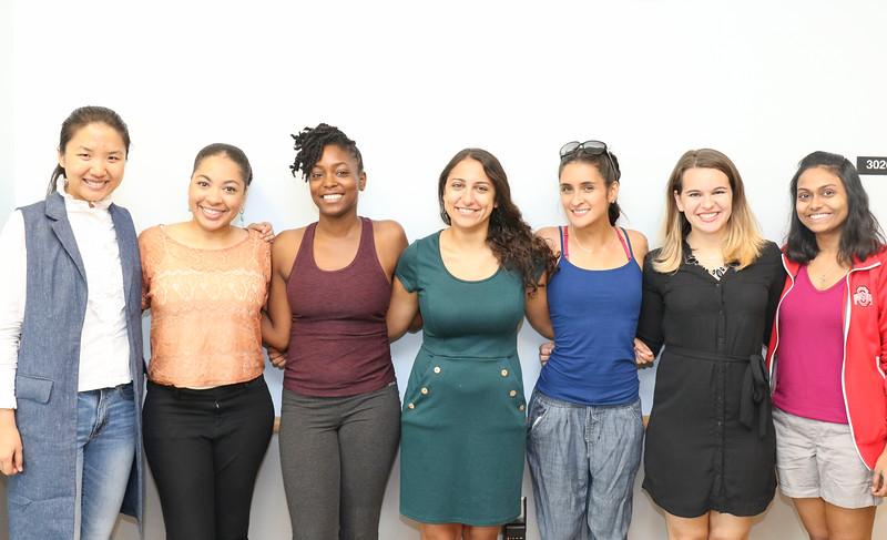Women in Engineering Graduate Council Retreat