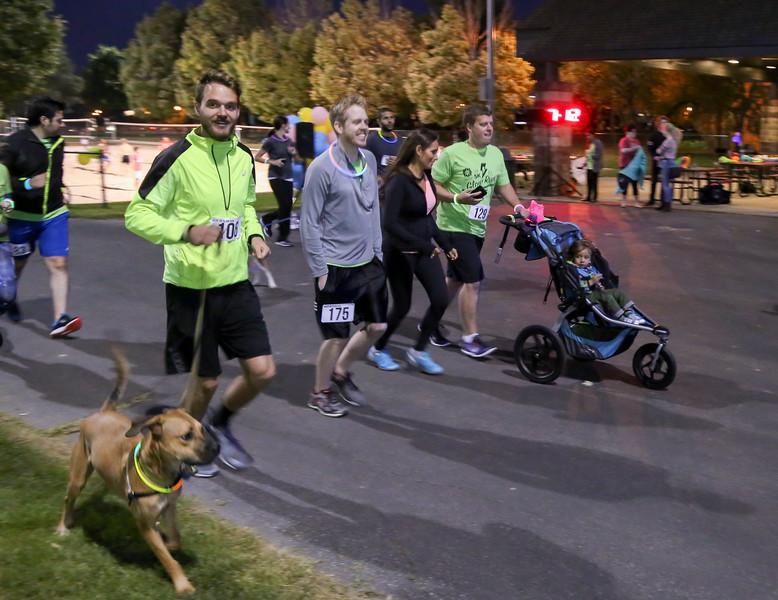 5K Glow Run