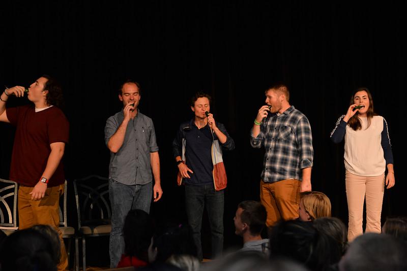 8th Floor Improv September Show