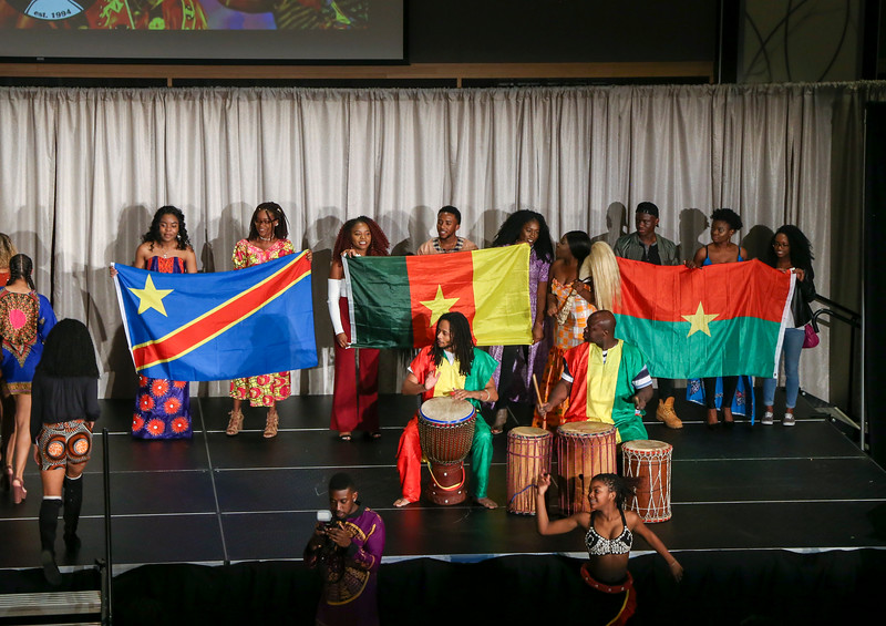 African Night 2017