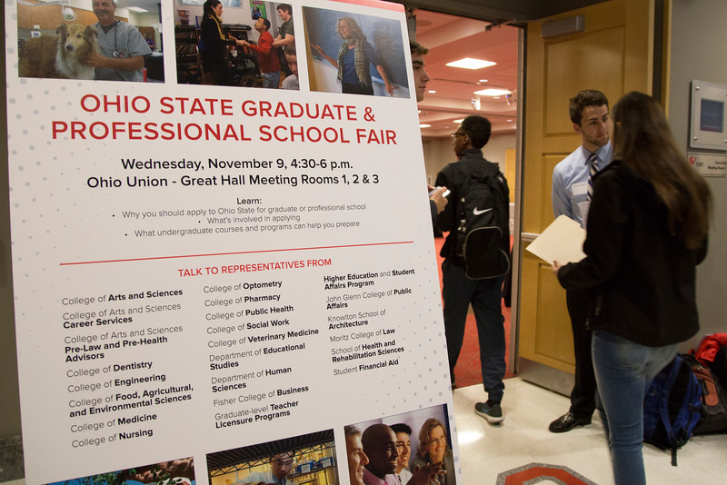 2016 Graduate and Professional School Fair