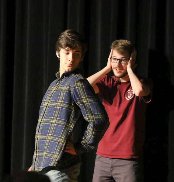 Bellwether Improv Comedy Festival Night One