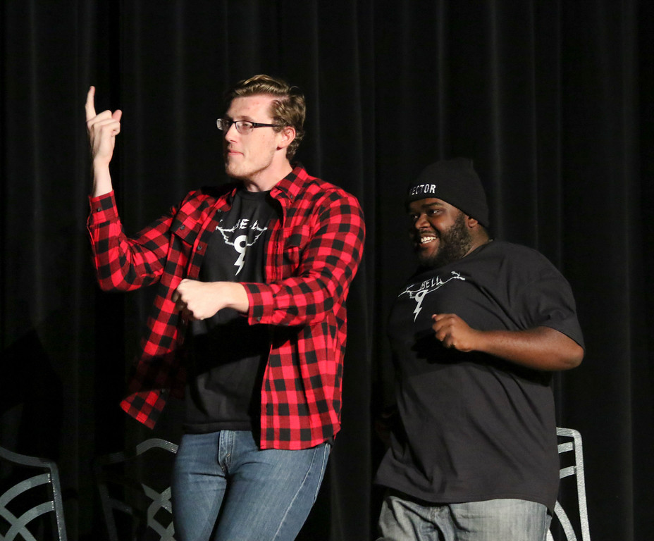 Bellwether Improv Comedy Festival Night Two