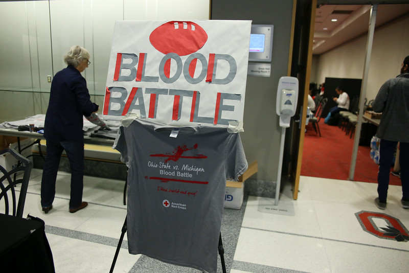 2016 Blood Battle Kickoff