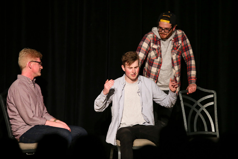 Catastrophe! Improv Comedy Festival
