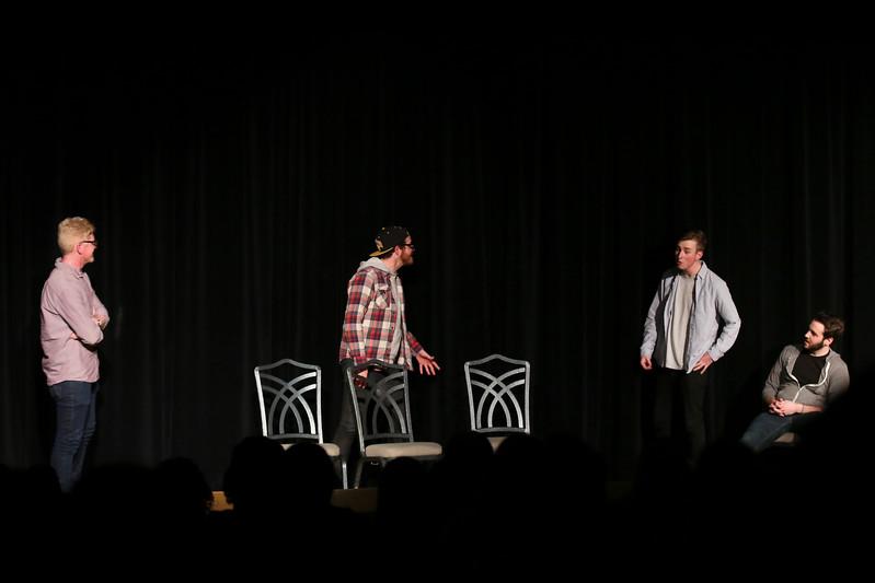 2017 Catastrophe! Improv Comedy Festival