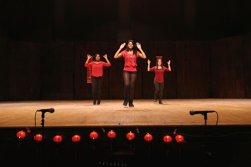 2017 Chinese New Year Show