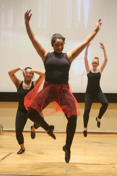 2017 Dance Coalition Showcase Dress Rehearsal