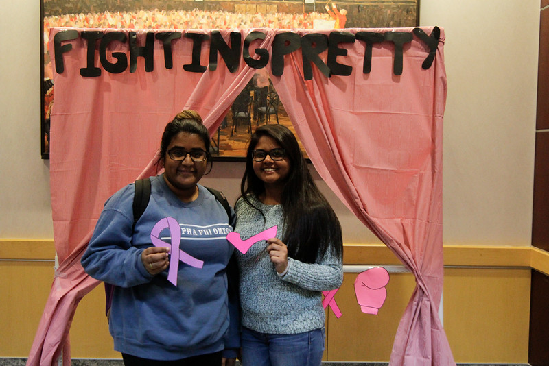 2016  Fighting Pretty Photo Booth