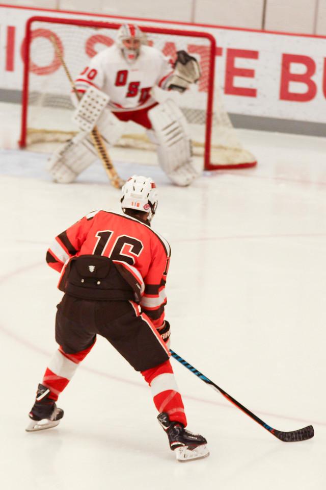 Men's Club Ice Hockey Game (Bowling Green)