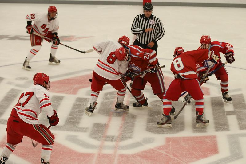 2016 Men's Club Ice Hockey vs. Dayton