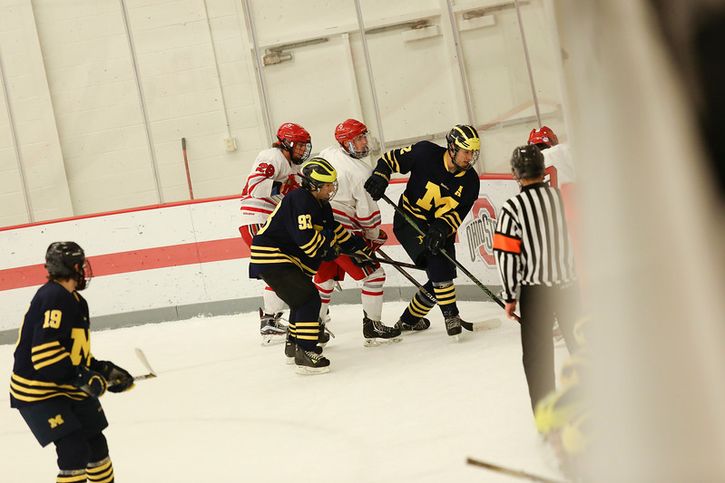 2017 Men's Club Ice Hockey vs Michigan 2