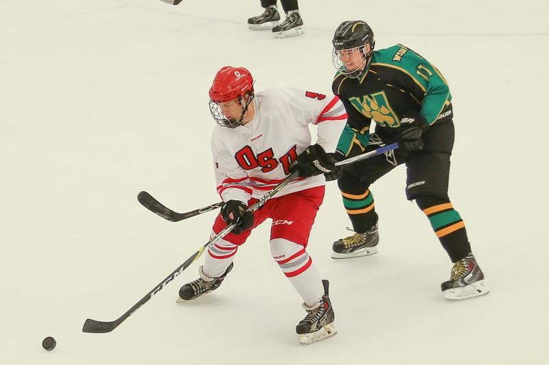 2016 Men's Club Ice Hockey vs Wright State