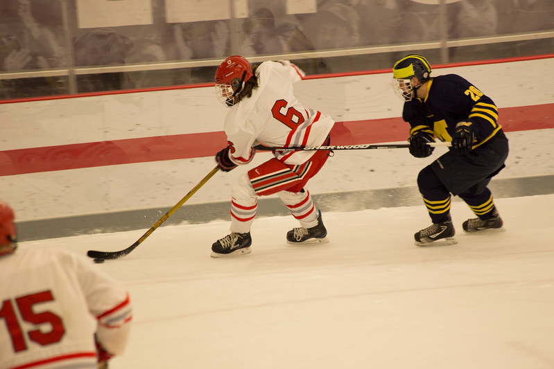 Men's Club Ice Hockey vs Michigan