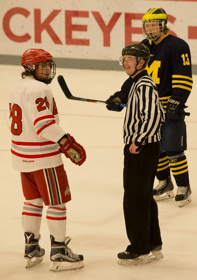 Men's Club Ice Hockey vs Michigan