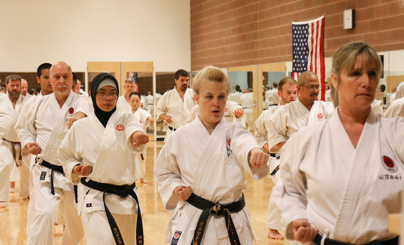 Mid-America ISKF Spring Camp