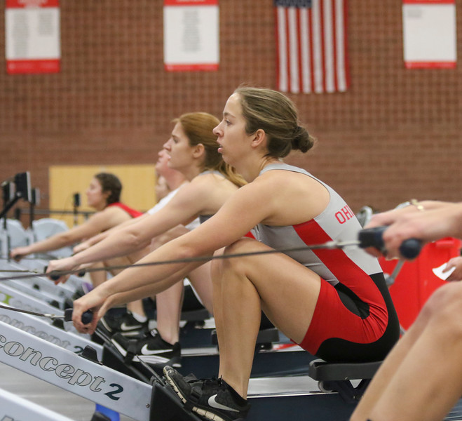 2017 Midwest Championship Erg Sprints