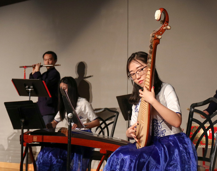 Multicultural Carnival for Dance and Music: City of Hong Kong and Classic Chinese Dance