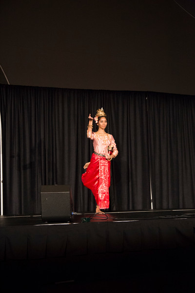 One Asian Nation took place on Friday, January 20th, 2017. (Shana Lieh/ Ohio State University, Office of Student Life)