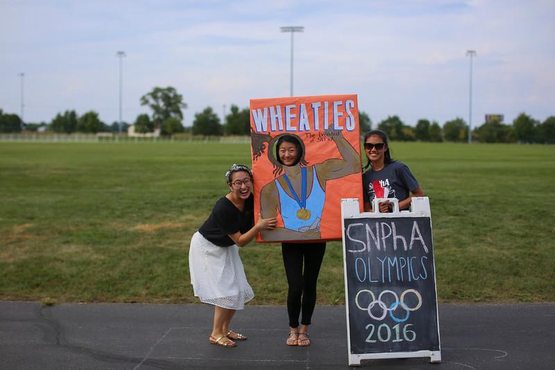 2016 SNPhA Opening Social
