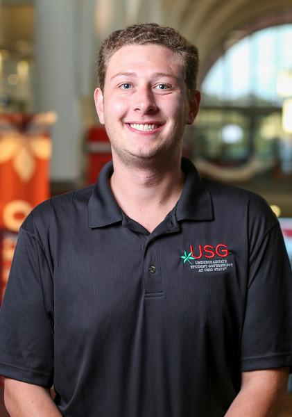 2017 USG Executive Team Profile Photos