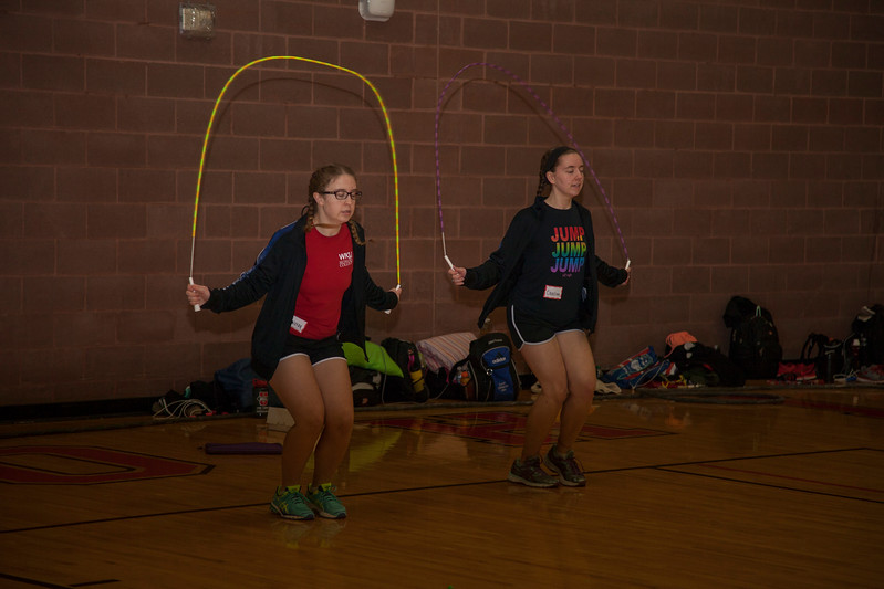 University Jump Rope Summit