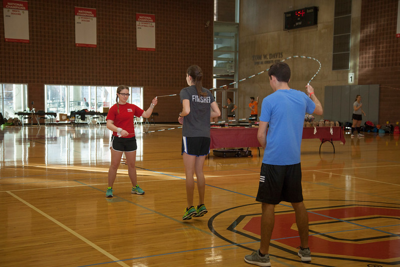 University Jump Rope Summit