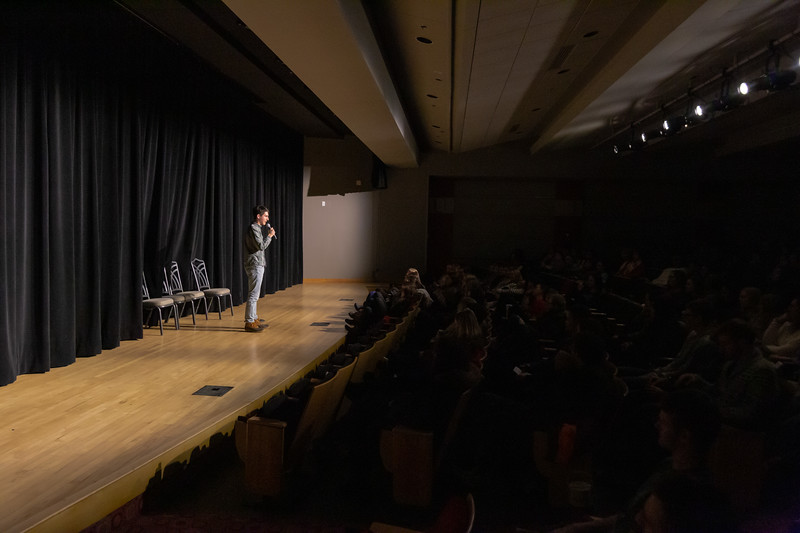 2019 Tides Comedy Festival