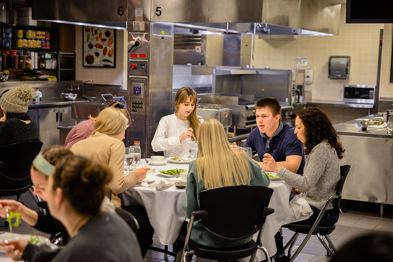 2019 USG Chef and Speaking Event