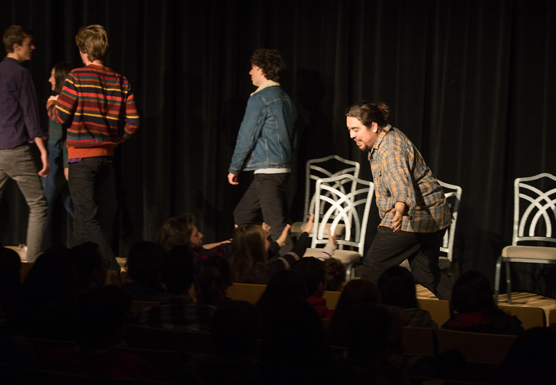 8th Floor Improv November Show<br /> Photographer- Kerem Gencer