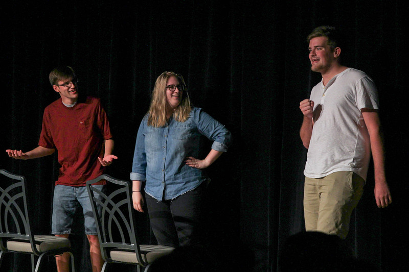 Backburner Sketch Comedy Show