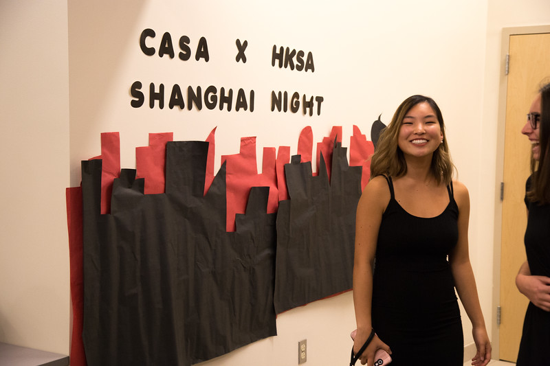 CASA X HKSA Shanghai Night on 9/28. Photographer- Kerem Gencer