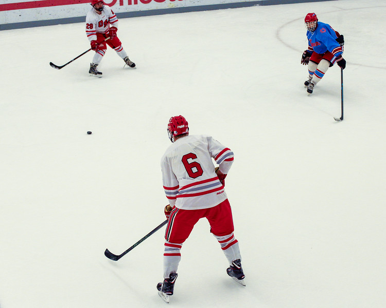 2018 Men's Club Ice Hockey vs. UD